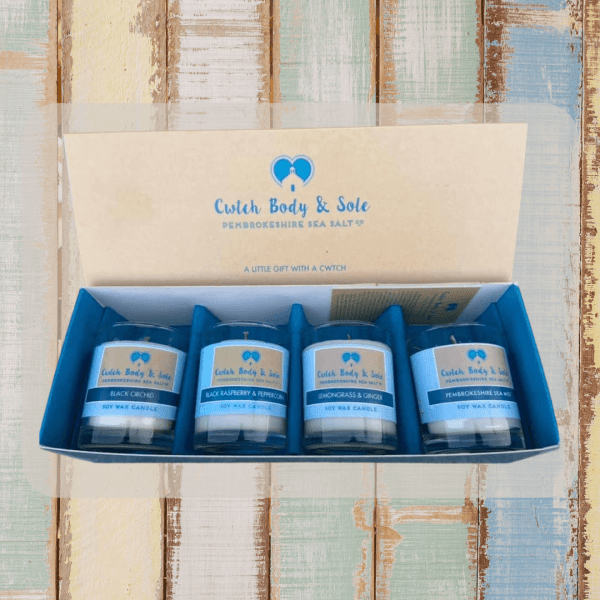 Candle Gift box, Candles, gifts, soy wax candles, gifts for her, Mother day gift,