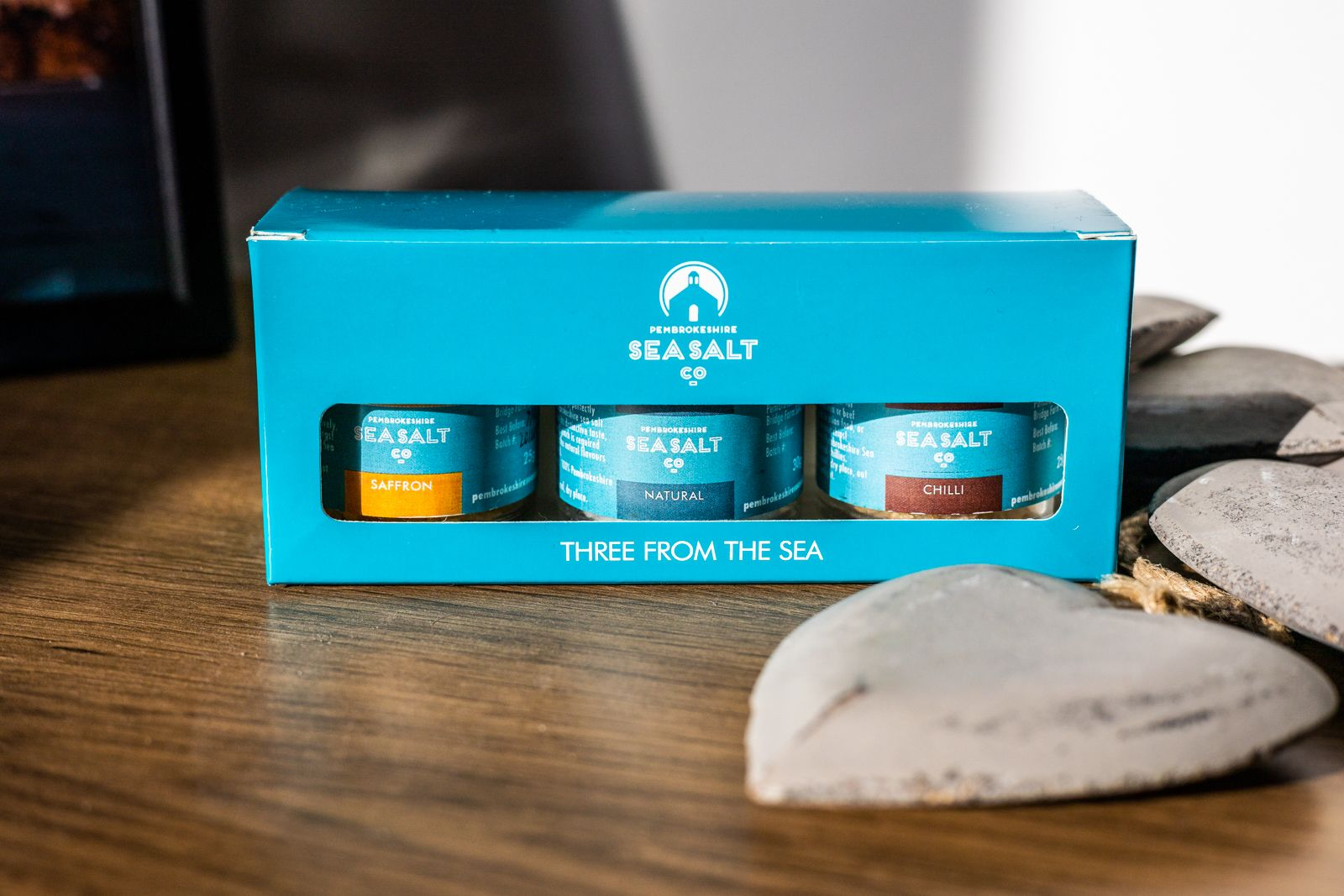 Three From The Sea Gift Box